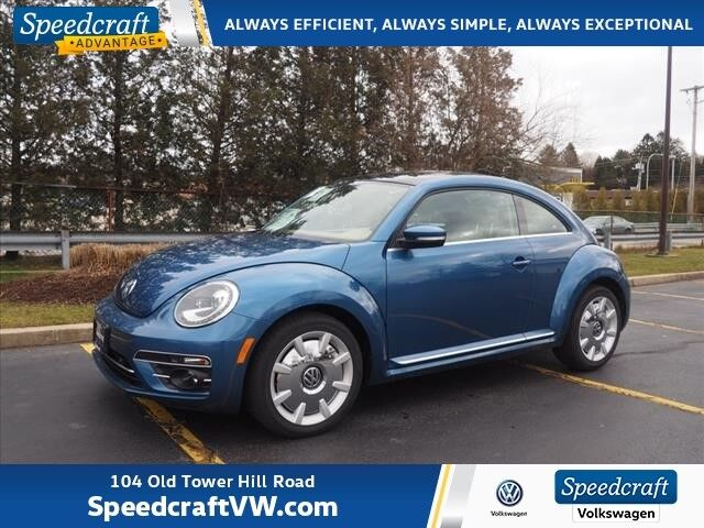 2019 Volkswagen Beetle 2.0T SE 2dr Coupe Wakefield RI