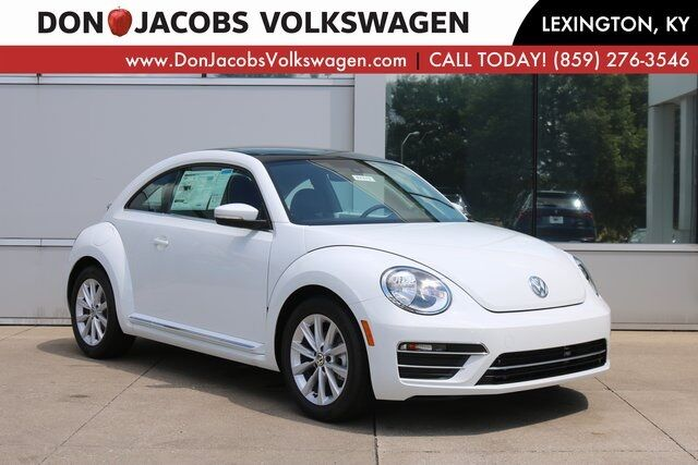 2019 Volkswagen Beetle 2.0T SE Lexington KY
