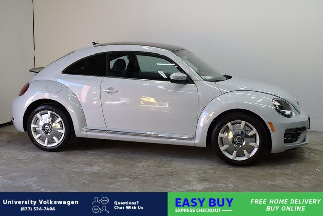 2019 Volkswagen Beetle 2.0T SE Seattle WA