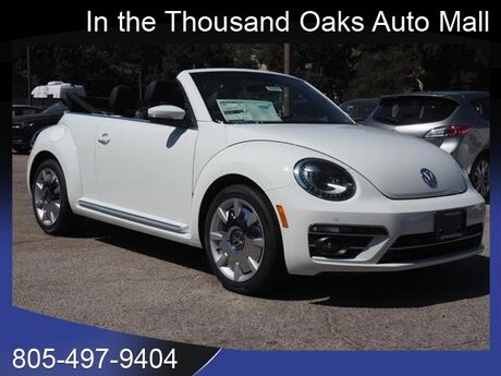 2019 Volkswagen Beetle 2.0T SE Thousand Oaks CA