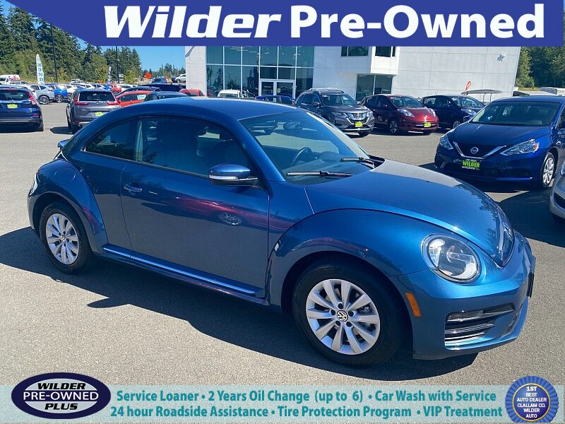 2019 Volkswagen Beetle 2d Coupe 2.0T S Port Angeles WA