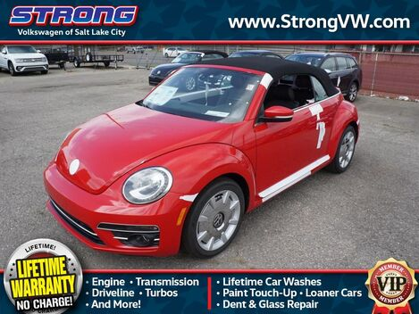 2019_Volkswagen_Beetle_BEETLE CONVERTIBLE GP SE 2.0T 6-SPD AUTO_ Salt Lake City UT