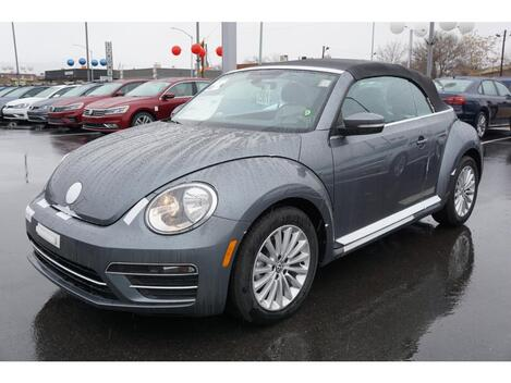 2019_Volkswagen_Beetle_CONVERTIBLE FINAL EDITION SE_ Salt Lake City UT