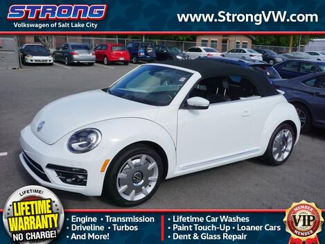 2019_Volkswagen_Beetle_CONVERTIBLE SE_ Salt Lake City UT