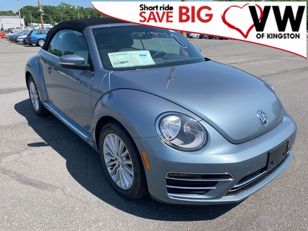 2019_Volkswagen_Beetle Convertible_2.0T Final Edition SE_ Kingston NY