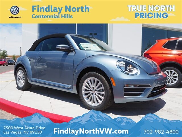 2019 Volkswagen Beetle Convertible 2.0T Final Edition SE Las Vegas NV
