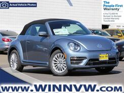 2019_Volkswagen_Beetle Convertible_2.0T Final Edition SE_ Newark CA