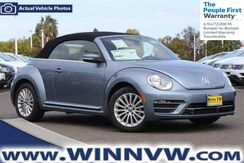 2019_Volkswagen_Beetle Convertible_2.0T Final Edition SE_ Newark CA