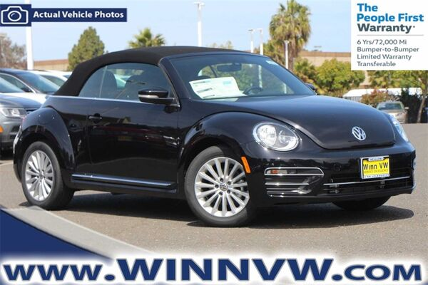 2019 Volkswagen Beetle Convertible 2.0T Final Edition SE Newark CA