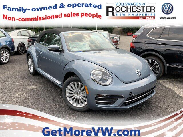 2019 Volkswagen Beetle Convertible 2.0T Final Edition SE Rochester NH
