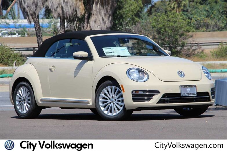 2019 Volkswagen Beetle Convertible 2.0T Final Edition SE San Diego CA
