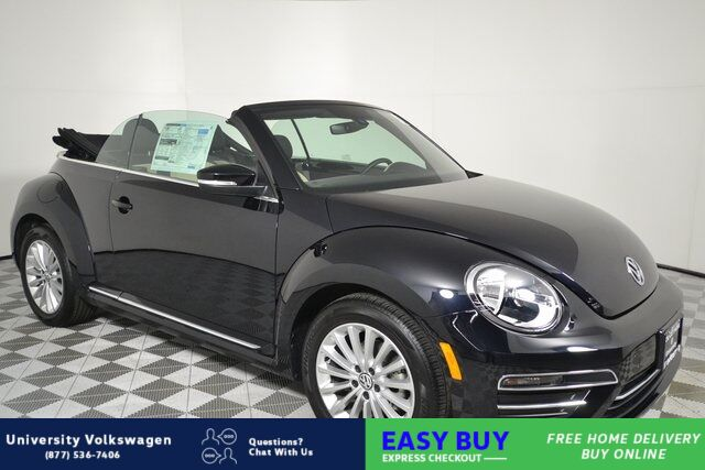 2019 Volkswagen Beetle Convertible 2.0T Final Edition SE Seattle WA