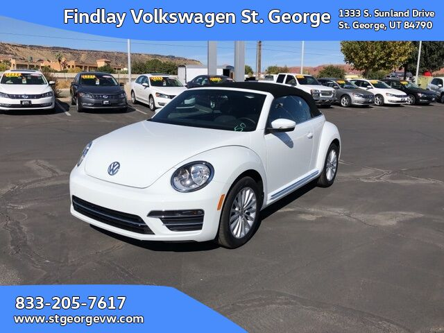 2019 Volkswagen Beetle Convertible 2.0T Final Edition SE St. George UT