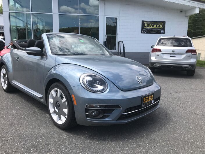 2019 Volkswagen Beetle Convertible 2.0T Final Edition SEL Barre VT