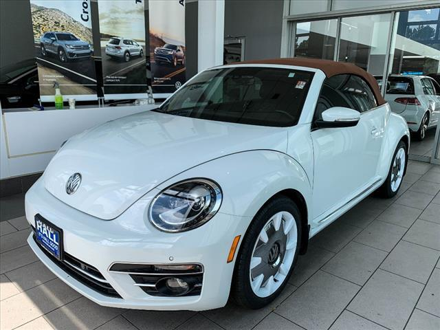 2019 Volkswagen Beetle Convertible 2.0T Final Edition SEL Brookfield WI
