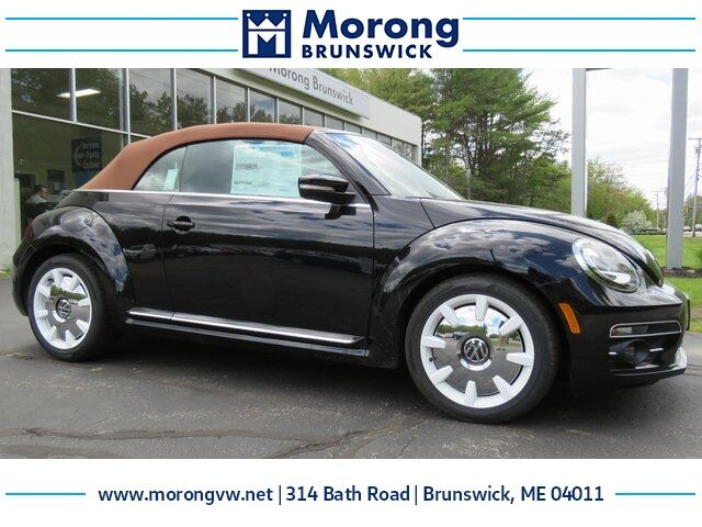 2019 Volkswagen Beetle Convertible 2.0T Final Edition SEL Brunswick ME