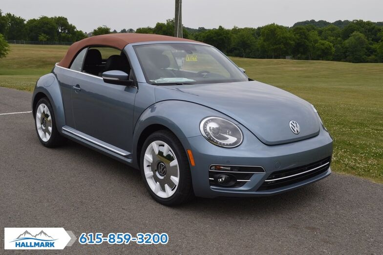 2019 Volkswagen Beetle Convertible 2.0T Final Edition SEL Franklin TN