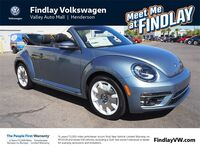 Volkswagen Beetle Convertible 2.0T Final Edition SEL 2019