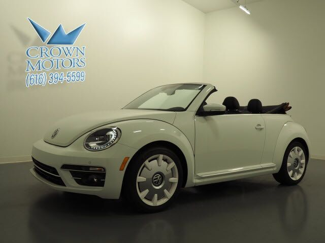 2019 Volkswagen Beetle Convertible 2.0T Final Edition SEL Holland MI