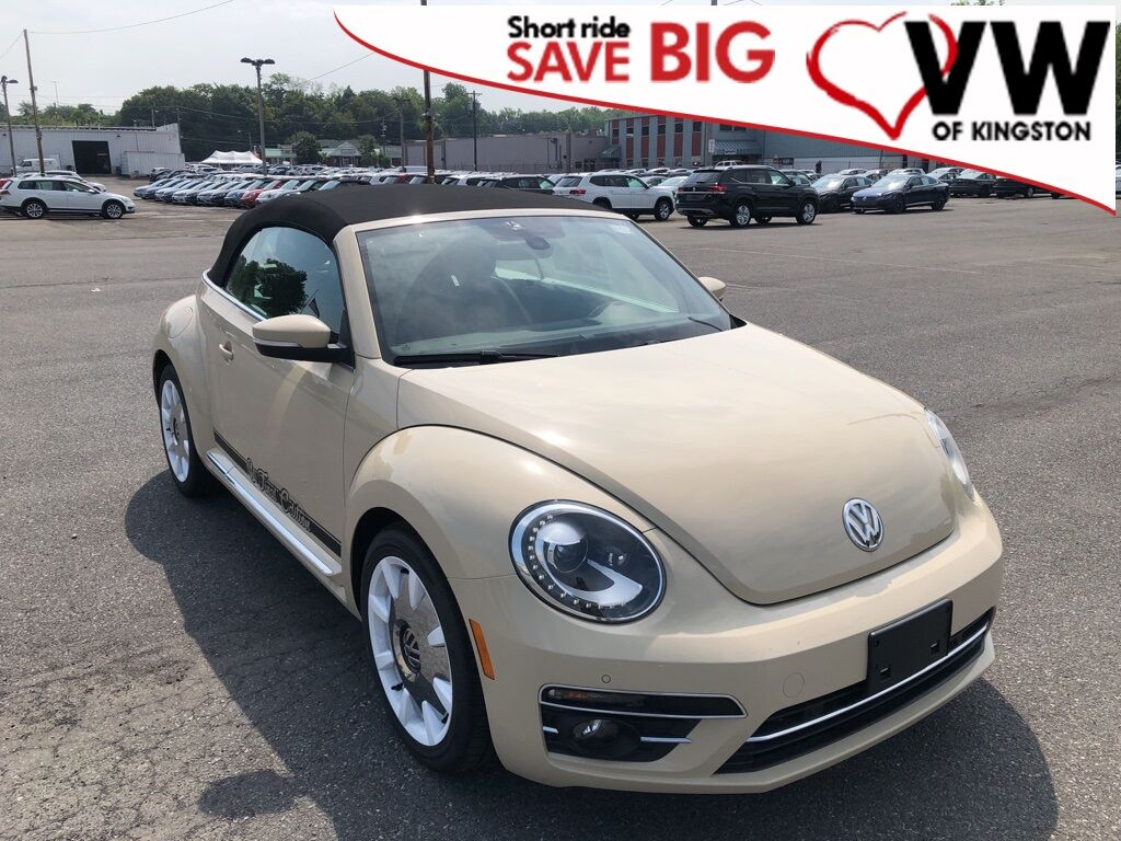 2019_Volkswagen_Beetle Convertible_2.0T Final Edition SEL_ Kingston NY