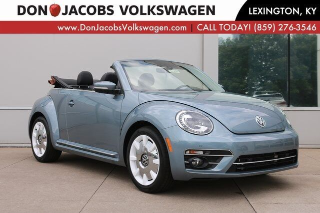 2019 Volkswagen Beetle Convertible 2.0T Final Edition SEL Lexington KY