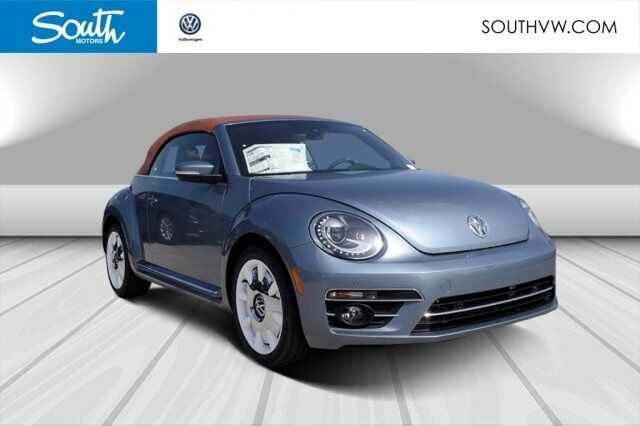 2019 Volkswagen Beetle Convertible 2.0T Final Edition SEL Miami FL