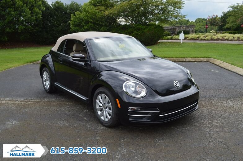 2019 Volkswagen Beetle Convertible 2.0T S Franklin TN