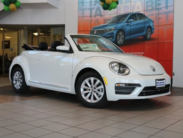 2019 Volkswagen Beetle Convertible 2.0T S Los Angeles CA