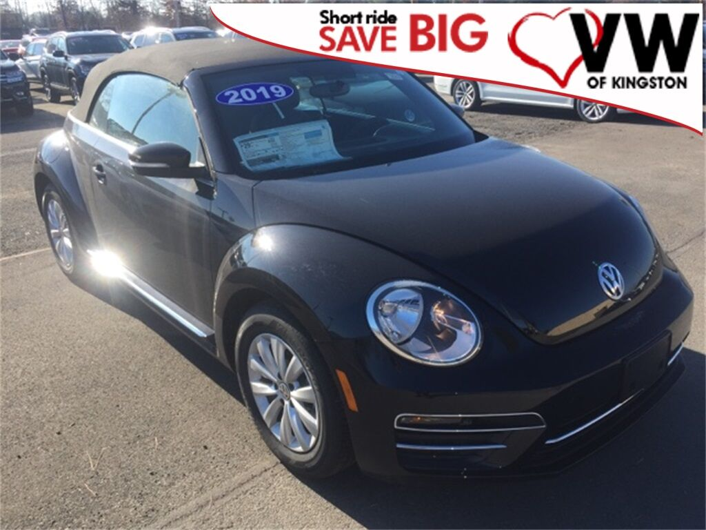 2019_Volkswagen_Beetle Convertible_2.0T S_ Kingston NY