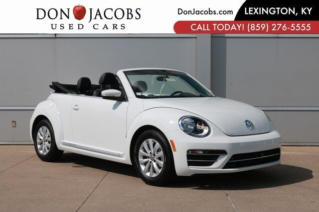 2019 Volkswagen Beetle Convertible 2.0T S Lexington KY