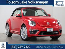 2019_Volkswagen_Beetle Convertible_2.0T SE_ Folsom CA