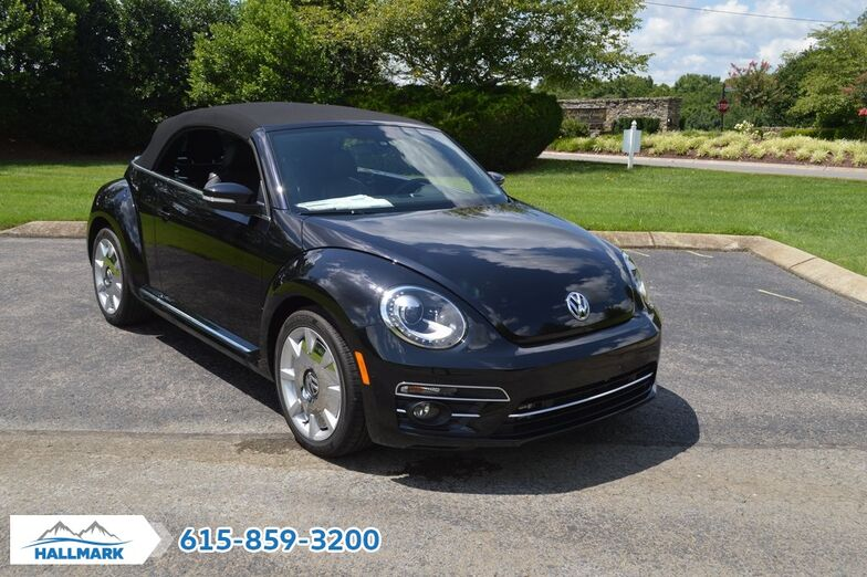 2019 Volkswagen Beetle Convertible 2.0T SE Franklin TN