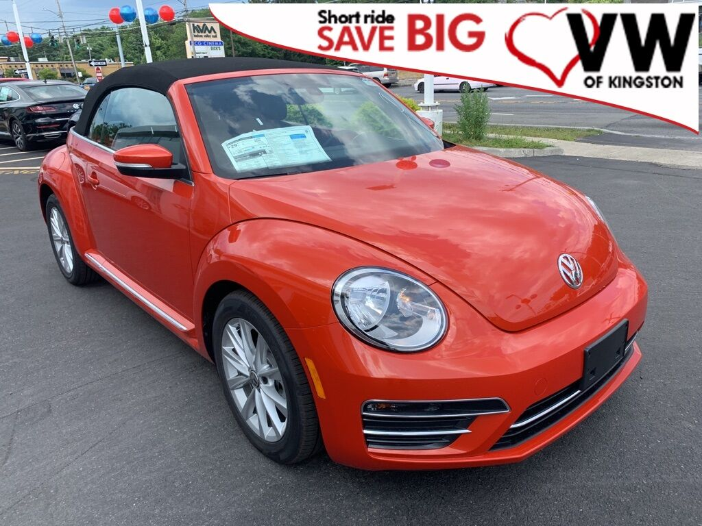 2019_Volkswagen_Beetle Convertible_2.0T SE_ Kingston NY