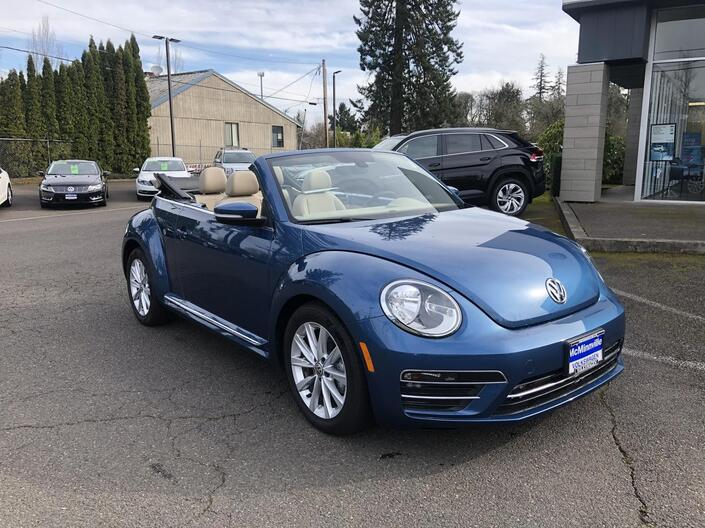 2019 Volkswagen Beetle Convertible 2.0T SE McMinnville OR
