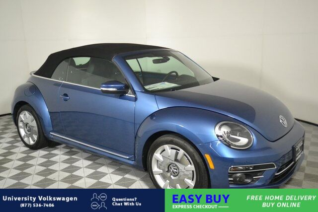 2019 Volkswagen Beetle Convertible 2.0T SE Seattle WA