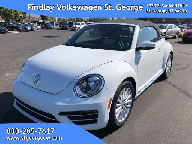 2019 Volkswagen Beetle Convertible Final Ed SE  St. George UT