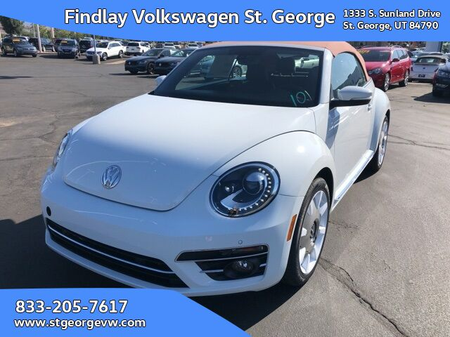 2019 Volkswagen Beetle Convertible Final Ed SEL  St. George UT