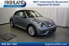 2019_Volkswagen_Beetle Convertible_Final Edition SE_ Highland IN