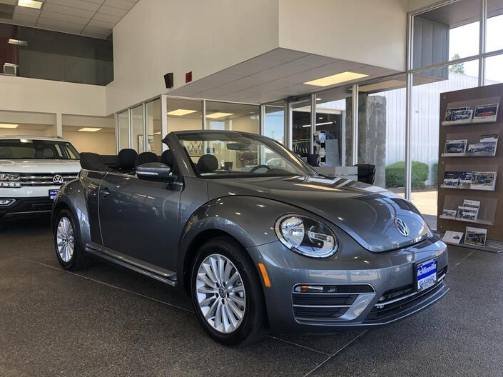 2019 Volkswagen Beetle Convertible Final Edition SE McMinnville OR
