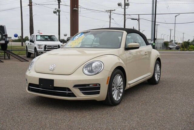 2019 Volkswagen Beetle Convertible Final Edition SE Mission TX