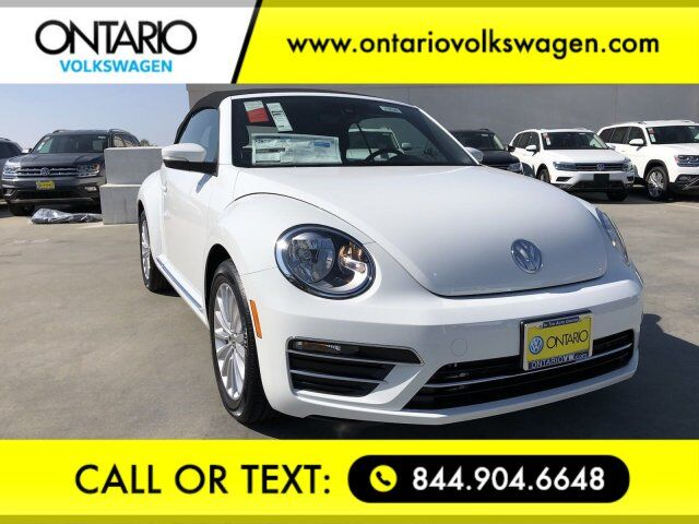 2019 Volkswagen Beetle Convertible Final Edition SE Ontario CA