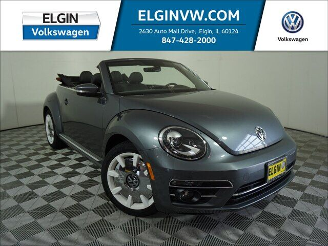 2019 Volkswagen Beetle Convertible Final Edition SEL Auto Elgin IL