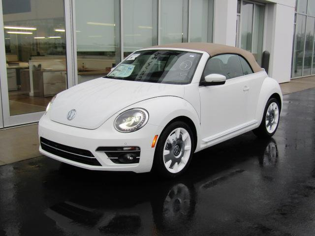 2019 Volkswagen Beetle Convertible Final Edition SEL Brunswick OH