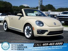 2019_Volkswagen_Beetle Convertible_Final Edition SEL_ Cape May Court House NJ