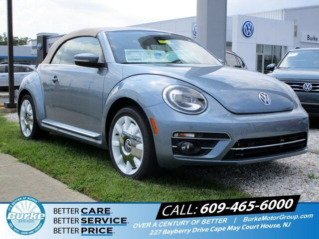 2019 Volkswagen Beetle Convertible Final Edition SEL South Jersey NJ
