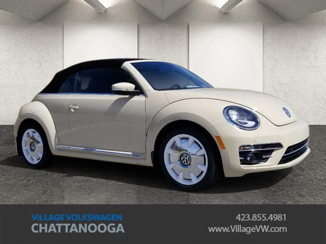 2019 Volkswagen Beetle Convertible Final Edition SEL Chattanooga TN