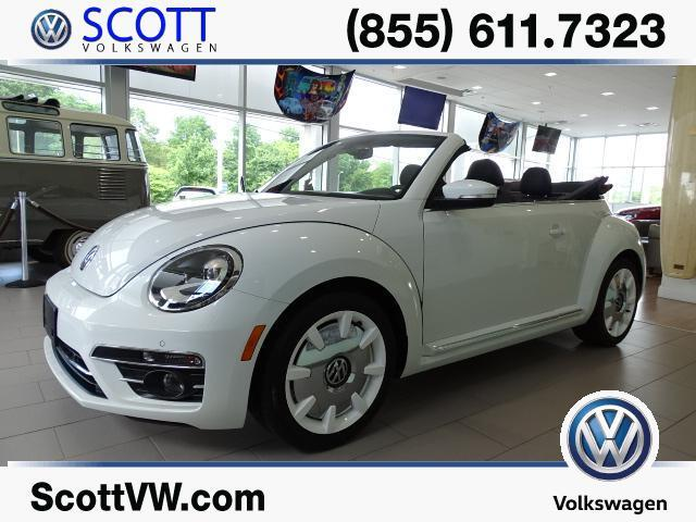 2019 Volkswagen Beetle Convertible Final Edition SEL Providence RI