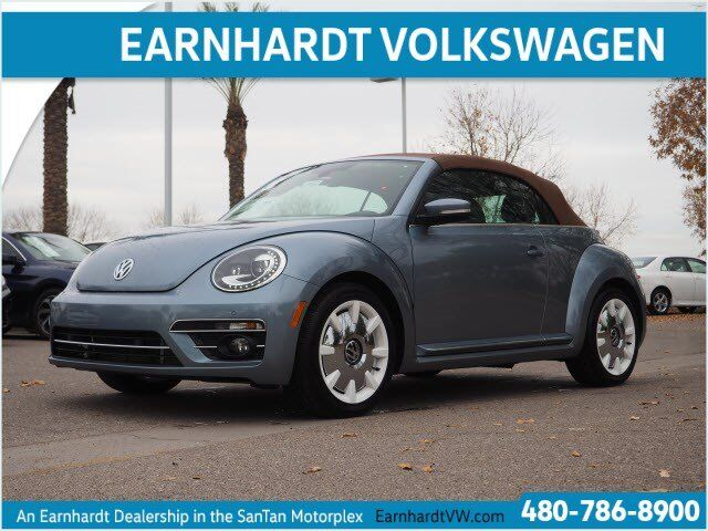 2019 Volkswagen Beetle Convertible Final Edition SEL Gilbert AZ