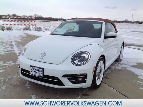 2019 Volkswagen Beetle Convertible Final Edition SEL Lincoln NE