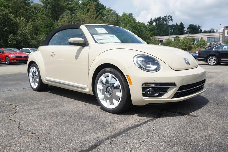 2019 Volkswagen Beetle Convertible Final Edition SEL Pittsburgh PA